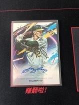 【YSL】2020 topps 棒球 sean murphy 签字