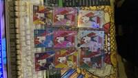 欧洲杯 马赛克  系列  大热 少见 英格兰前锋 勒温 彩虹套 粉折25编和49编  起源已经在回国的路上 收其他折射