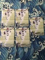 【主演出卡】2020 帕尼尼 NFL橄榄球 猛虎队 乔碧萝 乔伯罗 RC 橄榄球特卡 5张 大热新秀 未来必涨 凑卡套 卡品如图 收藏投资必备