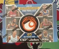 2019-20 Chronicles 编年史 手雷盒 原封未拆封盒卡一盒 博1/1折射 博签字 Zion 莫兰特 新秀年