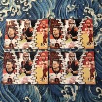 【主演出卡】2020 帕尼尼 NFL 橄榄球 乔碧萝 菠萝 乔伯罗 RC 橄榄球特卡 4张 大热新秀 未来必涨 凑卡套 卡品如图 收藏投资必备