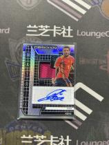 【LZK121】足球 黑曜石  系列  大热 少见 99编折射球衣签字 西班牙中场 科克!