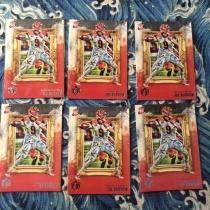 【主演出卡】2020 帕尼尼 NFL 橄榄球 乔碧萝 菠萝 乔伯罗 RC油画相框 6张 大热新秀 未来必涨 凑卡套 卡品如图 收藏投资必备